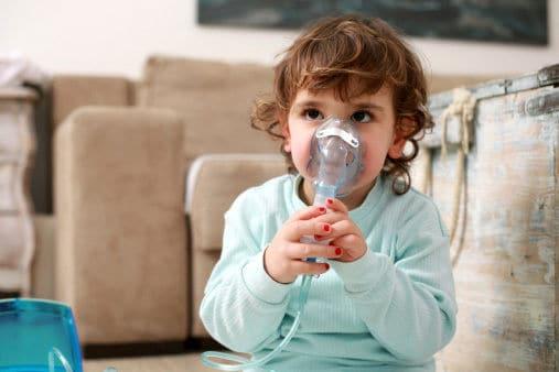 aerosol per bambini guida