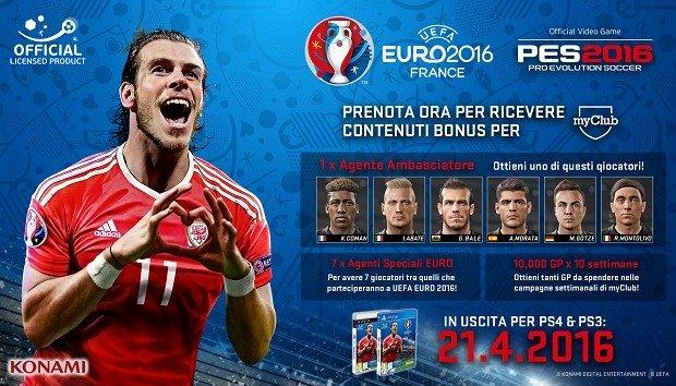 EURO 2016 VIDEOGIOCO