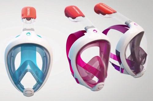 maschere snorkeling
