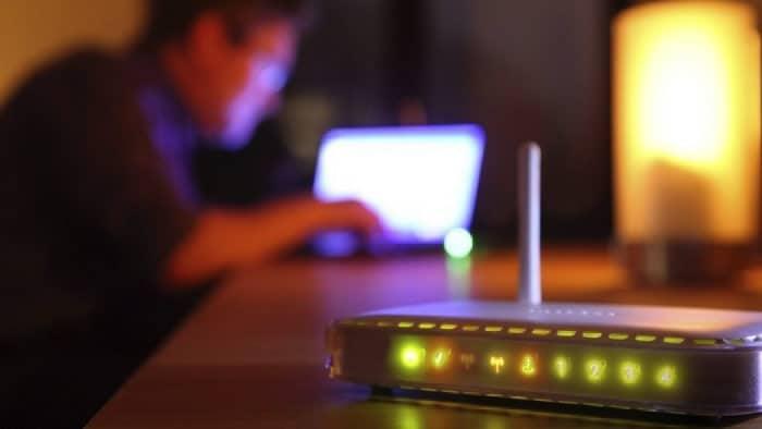 router modem wifi guida
