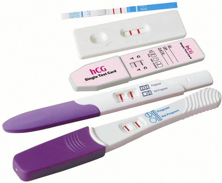 test gravidanza ovulazione