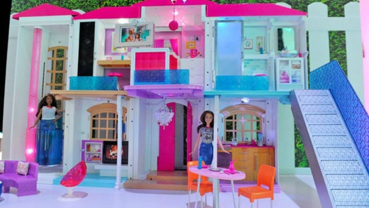 casa di barbie amazon