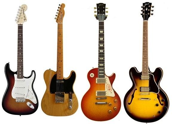 come scegliere una chitarra elettrica
