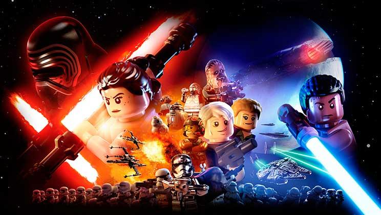 Lego StarWars Prezzi 1