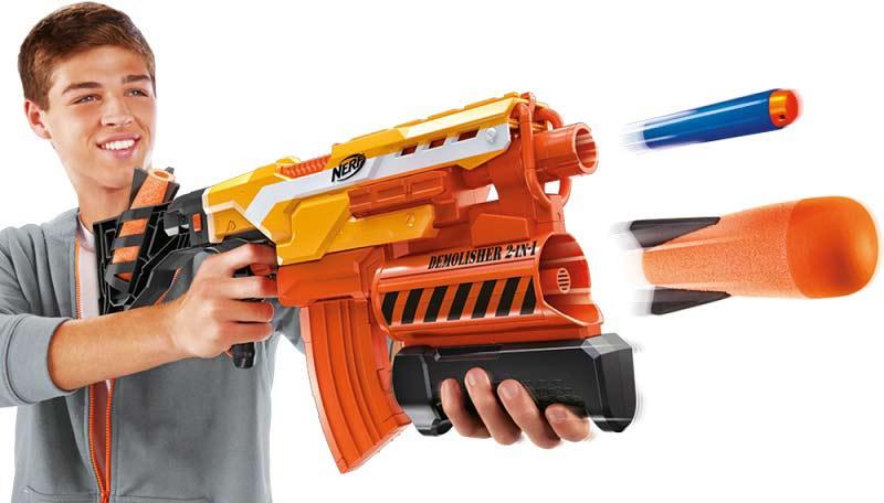 fucili giocattolo hasbro nerf