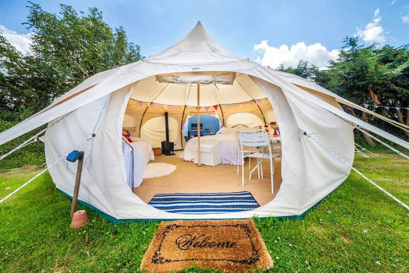 tenda campeggio prezzi