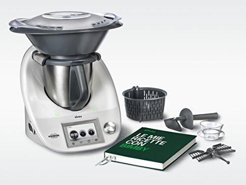Bimby TM5 VORWERK: Opinioni, Prezzo e Offerta - Robot Cucina