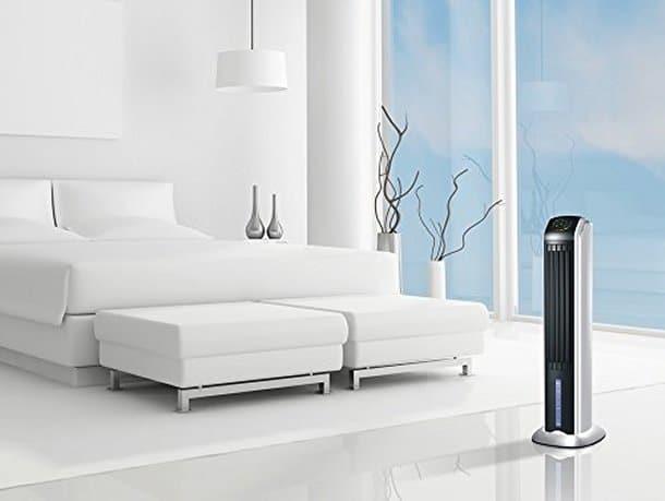 Miglior condizionatore portatile guide modelli 2018 - Climatizzatori portatili senza tubo ...