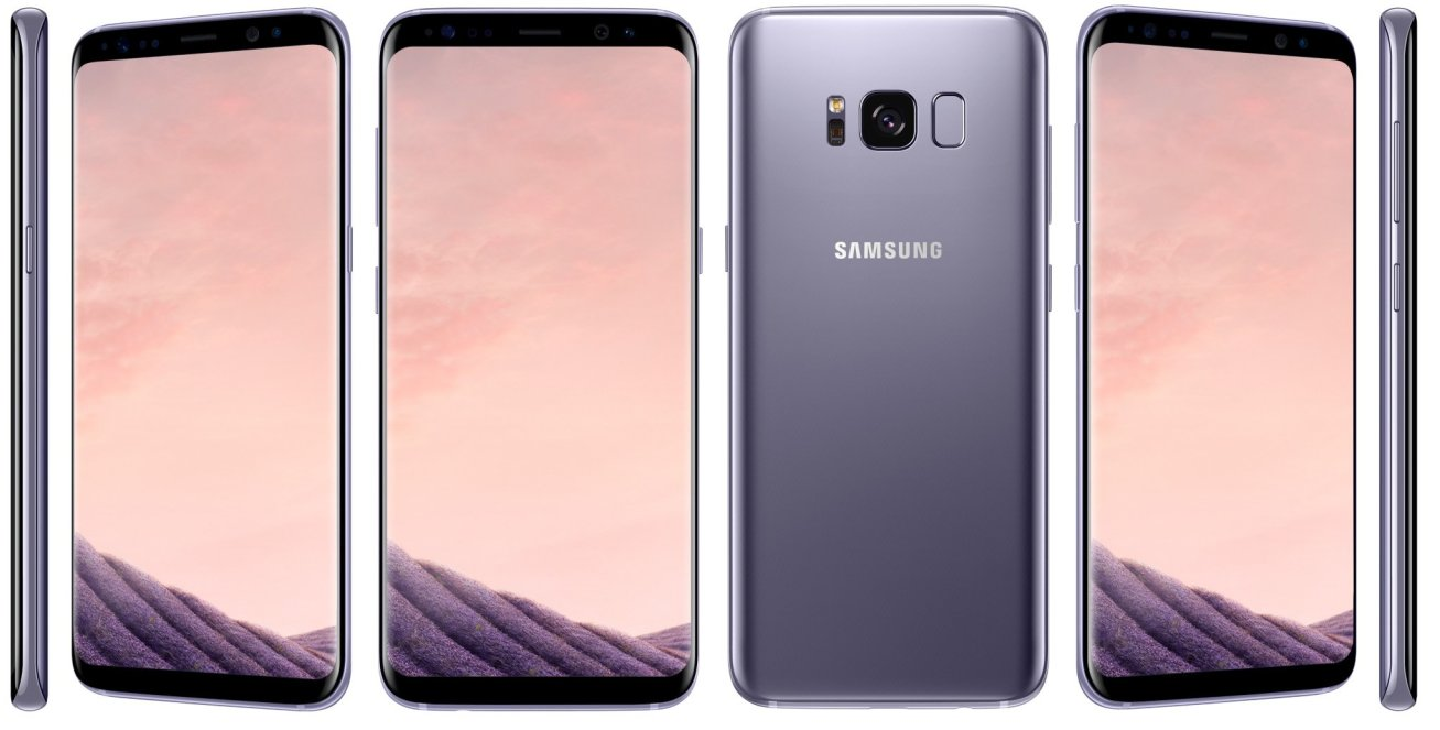 Galaxy S8 Purple