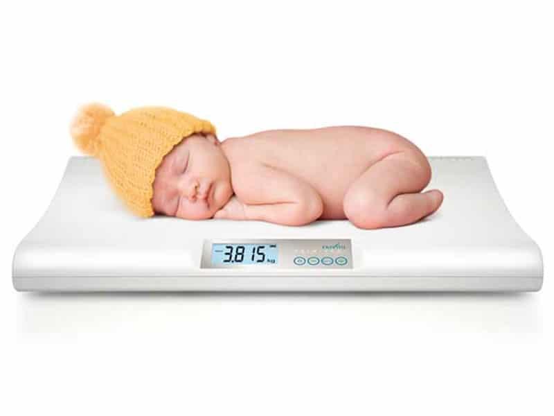 bialncia neonato offerta