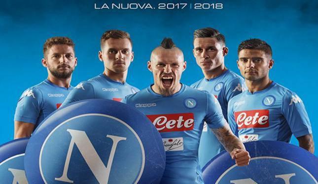 maglia napoli2018