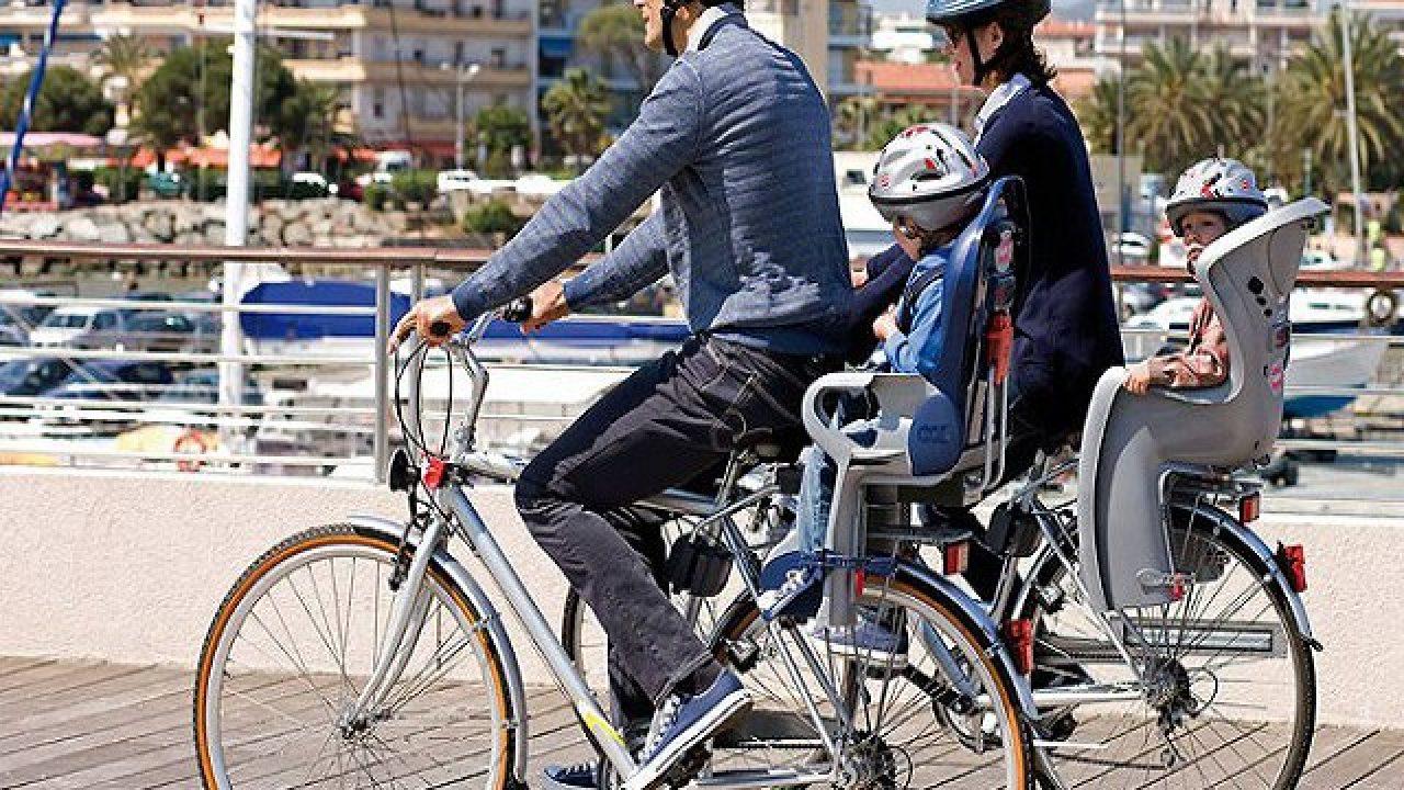 Seggiolino Bicicletta Neonato