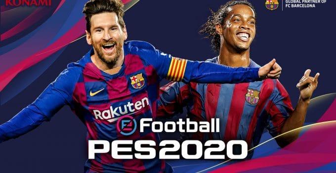 eFootball PES 2020 FCB Image