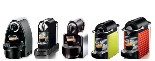 macchine nespresso